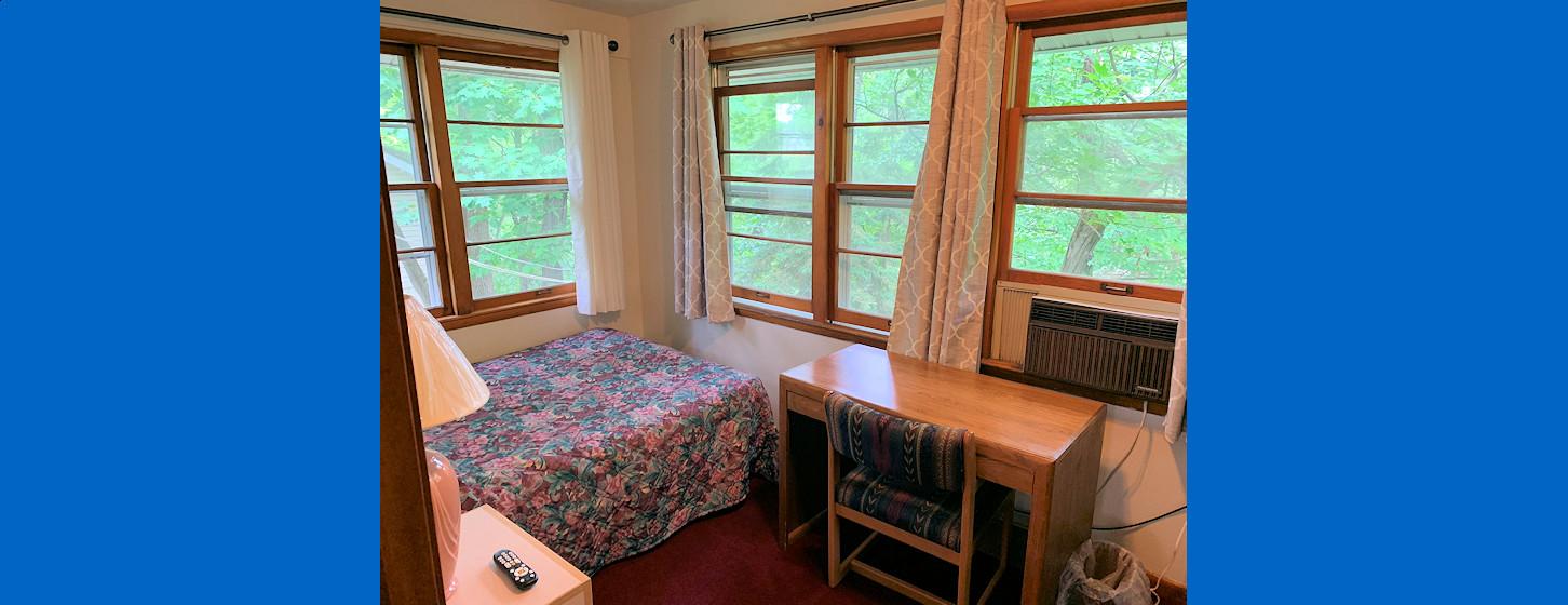 3 Bedroom Cabin Room 1